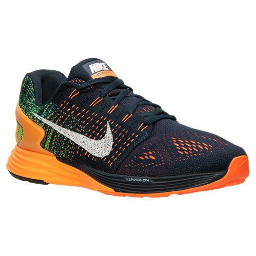 quality design 408d3 ef381 Men's Nike LunarGlide 7 Running Shoes - 747355 400 | Finish ...