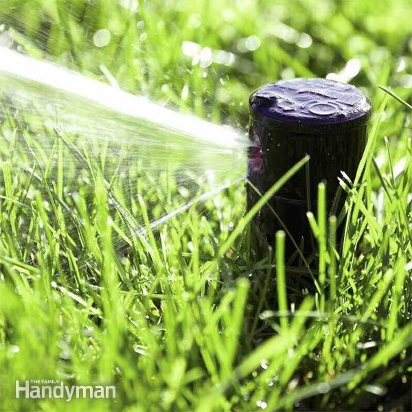 Fixing Sprinkler Systems Lawn Sprinkler System Lawn Irrigation