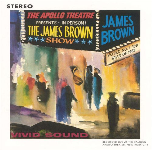 Live at the Apollo - James Brown,James Brown & His Famous