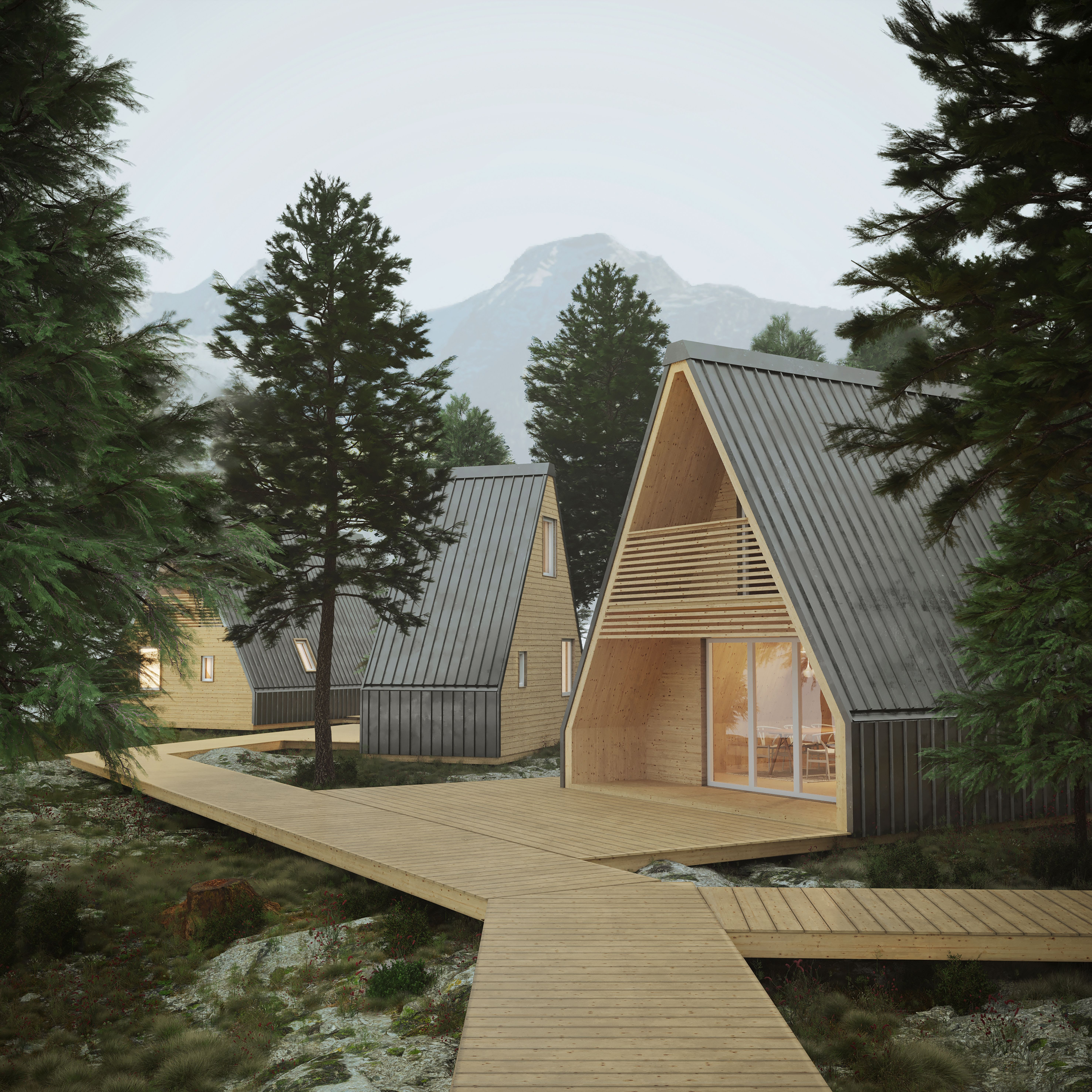 Build your own tiny house. Check out these plans and