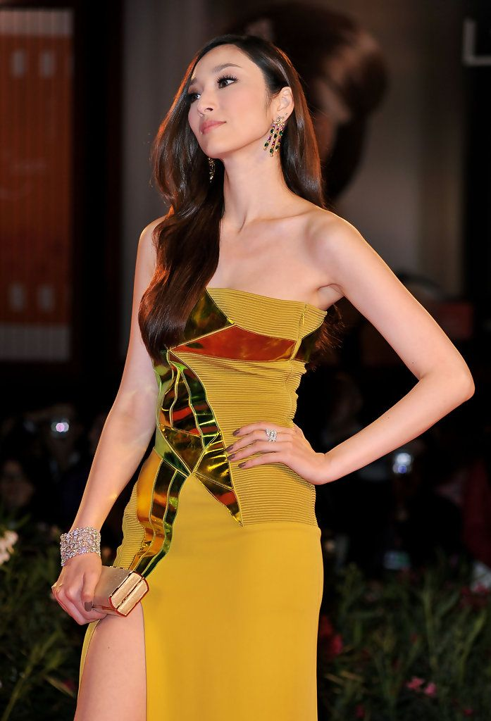 Pretty Girls: Pace Wu Pei Ci