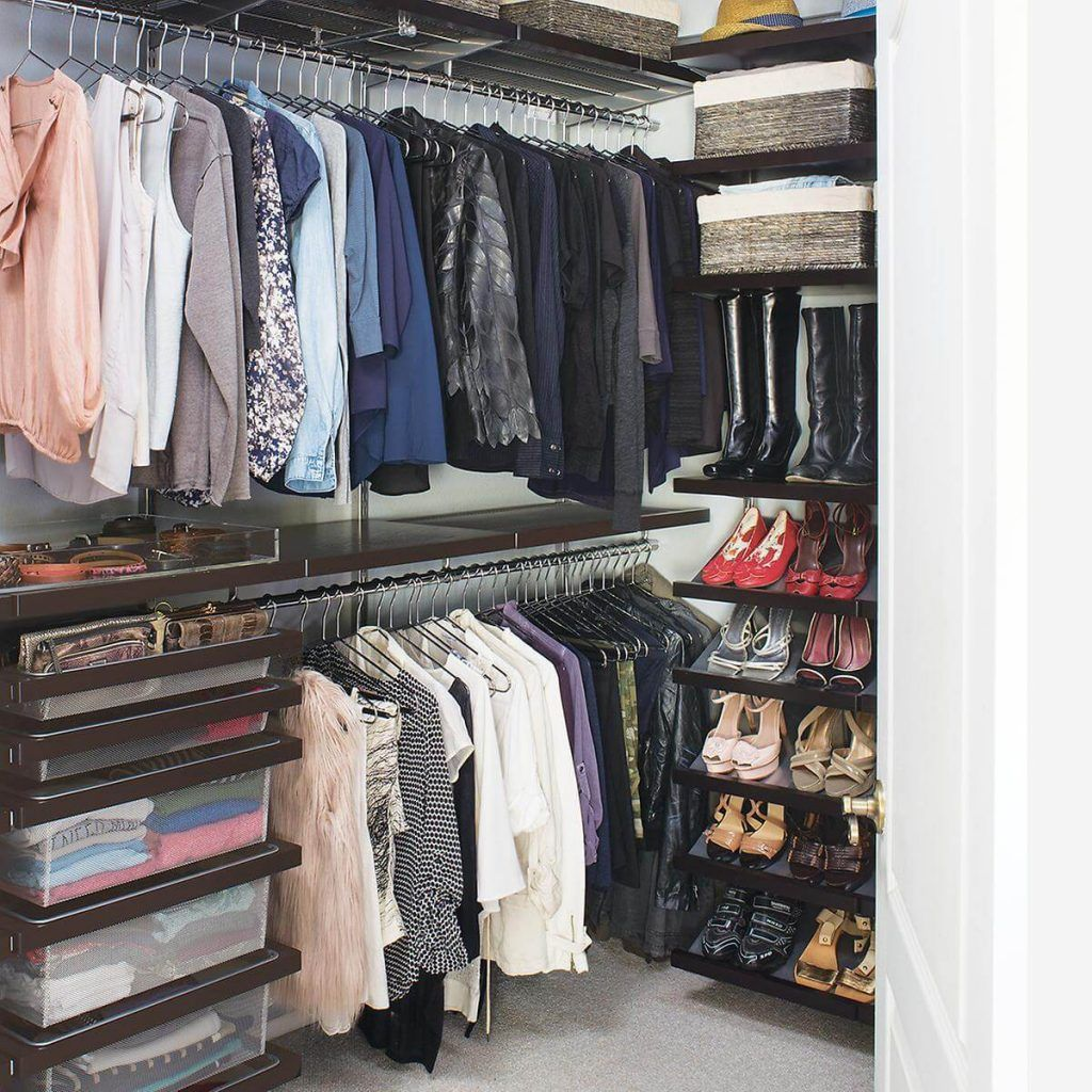 Best Closet Systems Unique Walk In Closets Beautiful Storage Items In 2019 Elfa