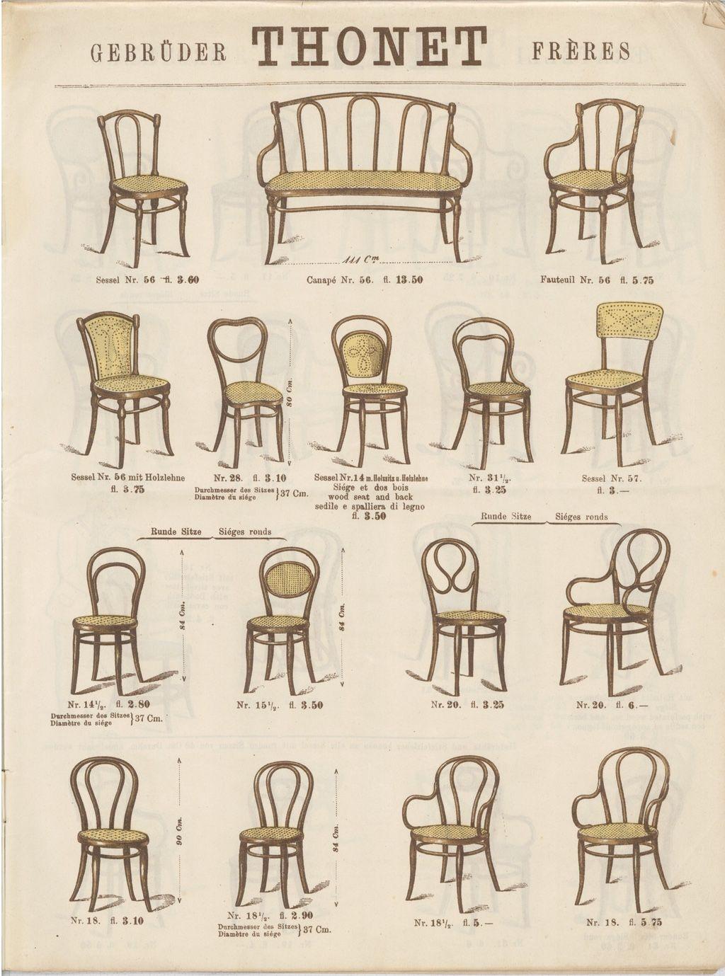 image result for thonet chair catalog craft pinterest. Black Bedroom Furniture Sets. Home Design Ideas