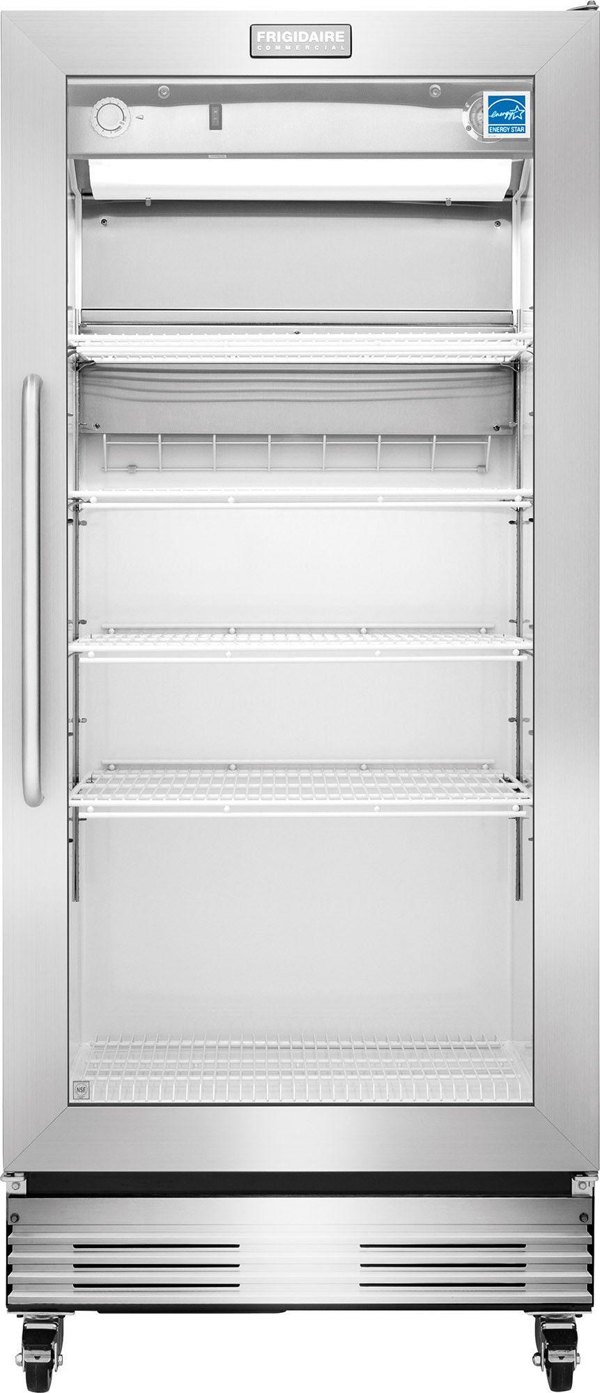 Frigidaire FCGM181RQB 32 Inch Food Service Grade Refrigerator with ...