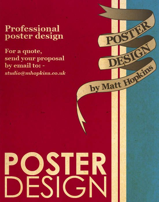 catch the eye with cutting edge graphic design - Poster Designs Ideas