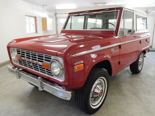 Yes, You Can Buy This Amazing First-Gen Ford Bronco on ...