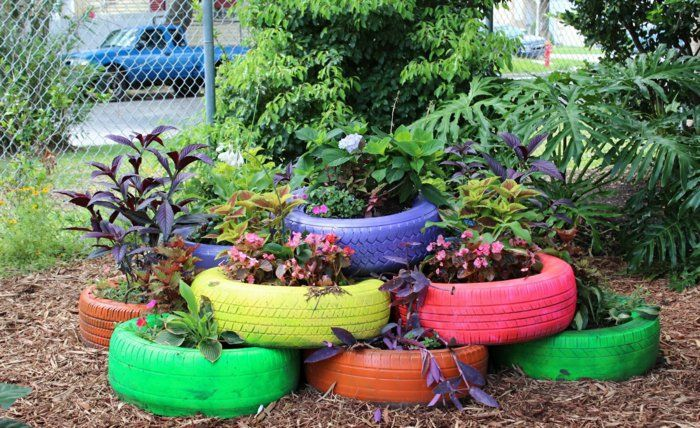 Gartendeko Ideen Gartenideen Zum Selbermachen Gartenideen Zum Selber Machen