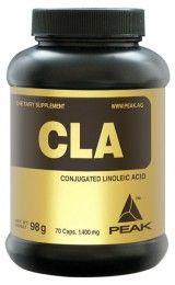CLA - Linolsäure hilft Fett unter Kontrolle zu halten, täglich 3x1 Kapsel während der Mahlzeit.