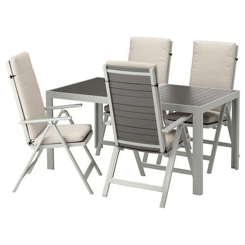 RUNNEN Decking, outdoor gray 9 sq feet Ikea outdoor
