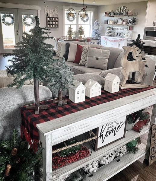 53 Last Minute Rustic Christmas Decorations To Make More Perfect Your Home Farmhouse Christmas Decor Christmas Decorations Rustic Christmas Decorations To Make