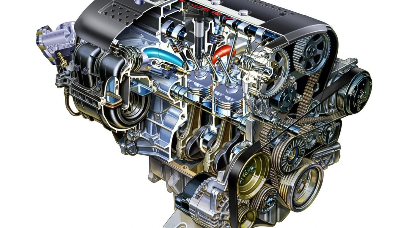 alfa romeo 156 engine hd car wallpapers projects to try alfa rh pinterest ch