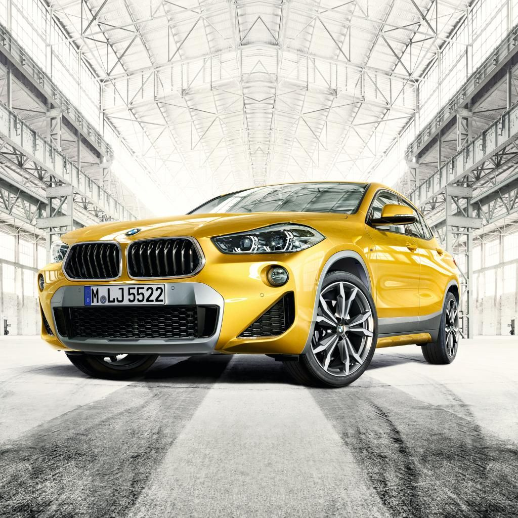 Be the one who dares. The firstever BMW X2. Bmw, Fort