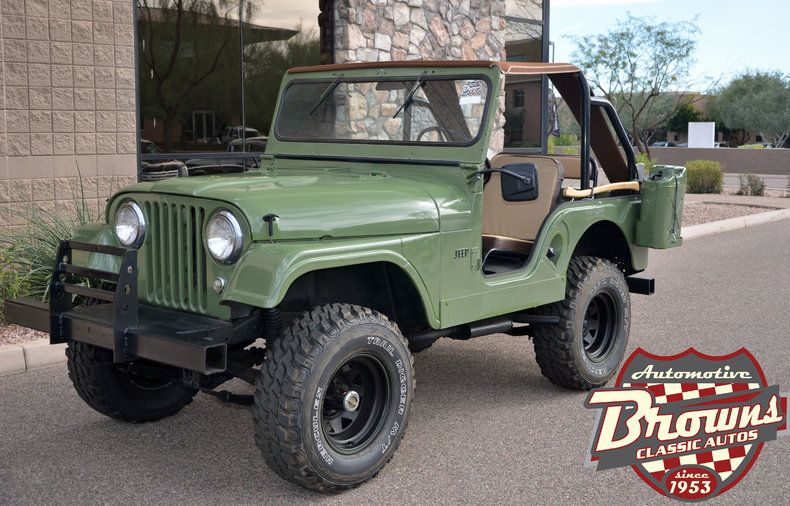 1959 Jeep Willys Brownsclassicautos Jeep Willys Jeep Classic
