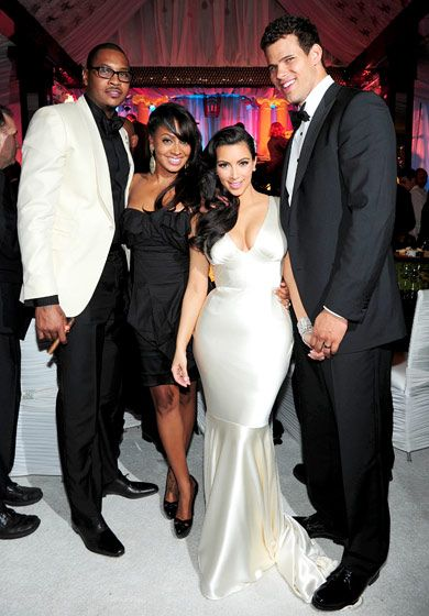 Kim Kardashian S Wedding Al