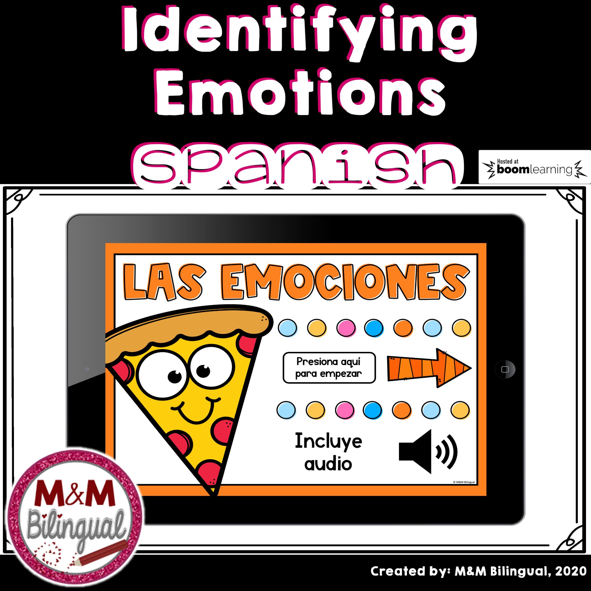 Identifying Emotions In Spanish In