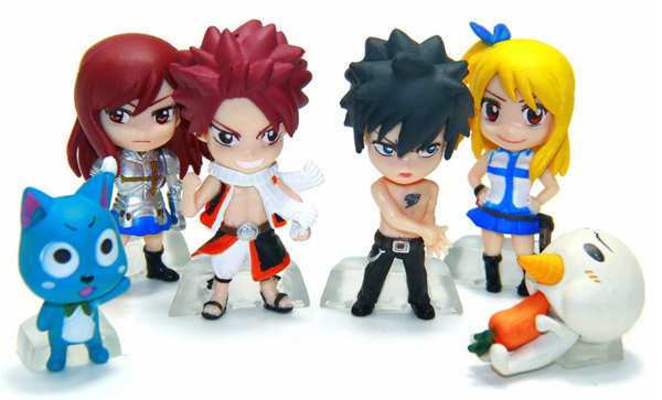 Fairy Tail Strong Members