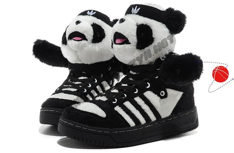Adidas X Jeremy Scott Panda Shoes Festive Price