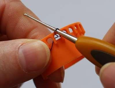 Schmuckketten einfach stricken: mit dem Wikinger Strickstab und ...