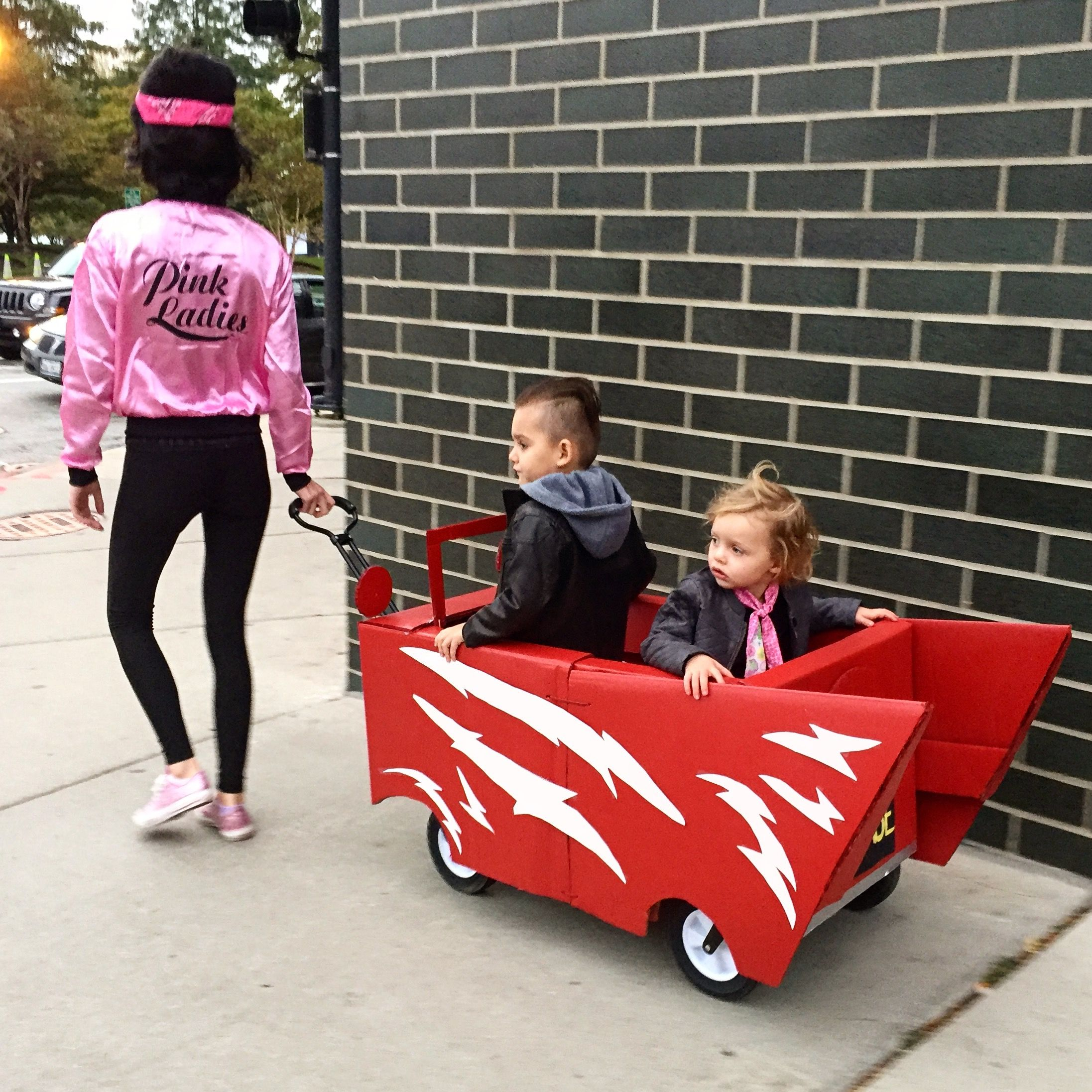 Grease Lightning Halloween Wagon Toddler Halloween Costumes Wagon Costume Boy Costumes