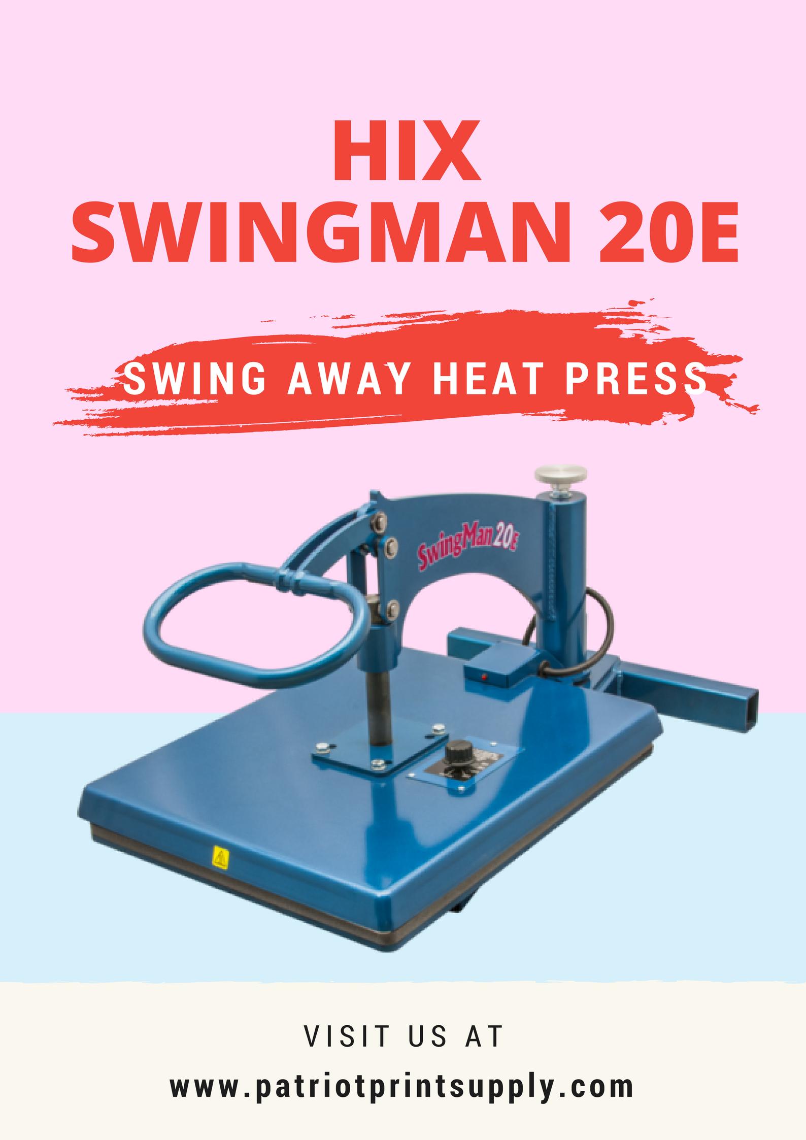 4b5e4497a08 HIX SwingMan 20E Swing Away 16