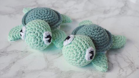 Amigurumi Schildkröte Häkeln Anja Pinterest Crochet Baby