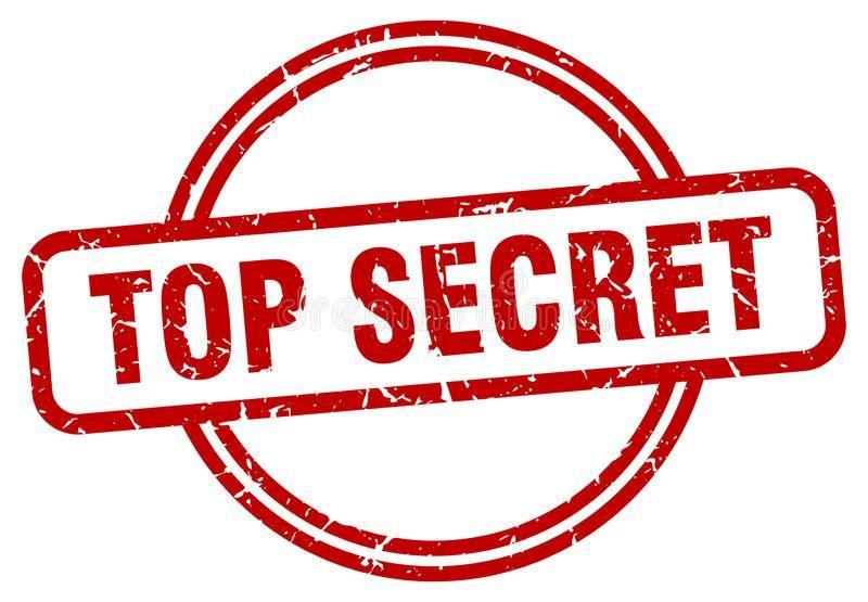 Top Secret Stamp Top Secret Grunge Vintage Stamp Isolated On White Background Spons Vintage Grunge Brochure Design Template Graphic Design Portfolio Cover