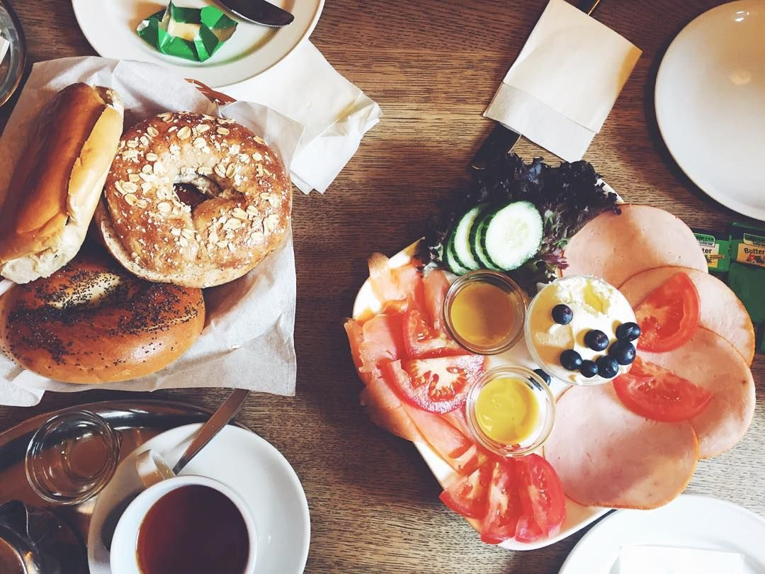Wie gerne hätte ich jetzt so ein Frühstück #cafecafe by diana1zl