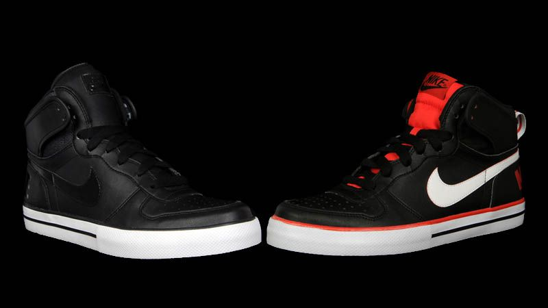 compromiso Autorizar Acelerar  Big Nike AC colorways--- Exclusively at Foot Locker stores for $80. ---More  dreck for Nike's Zombie Customers   Nike, Foot locker, New shoes