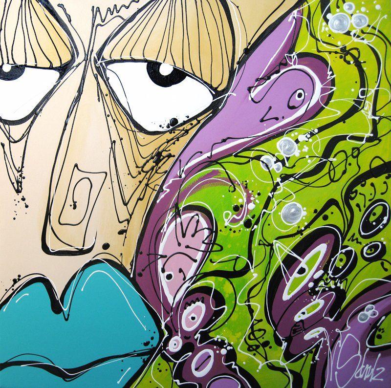 Kunst af Nadia Schulz