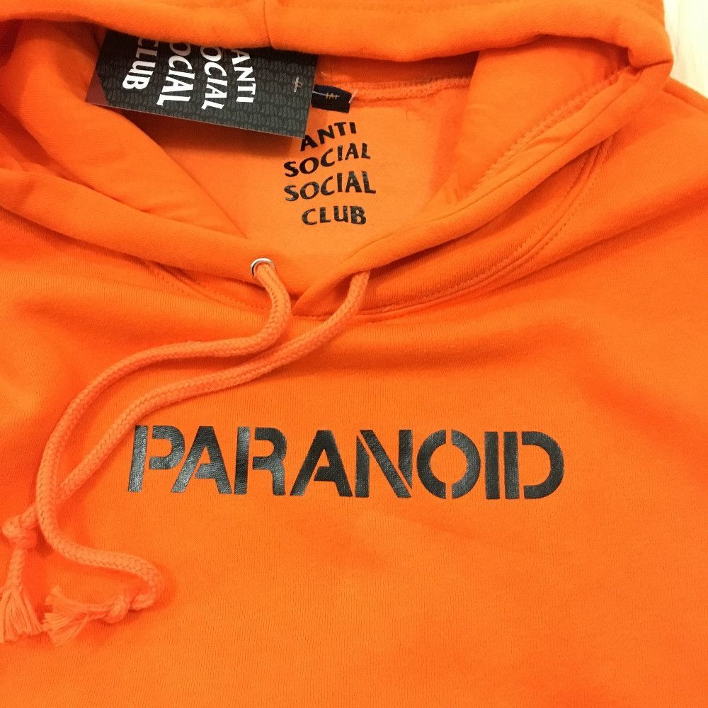 Limited Edition Anti Social Social Club Hoodie Anti Social Social Club Hoodie Anti Social Social Club Anti Social