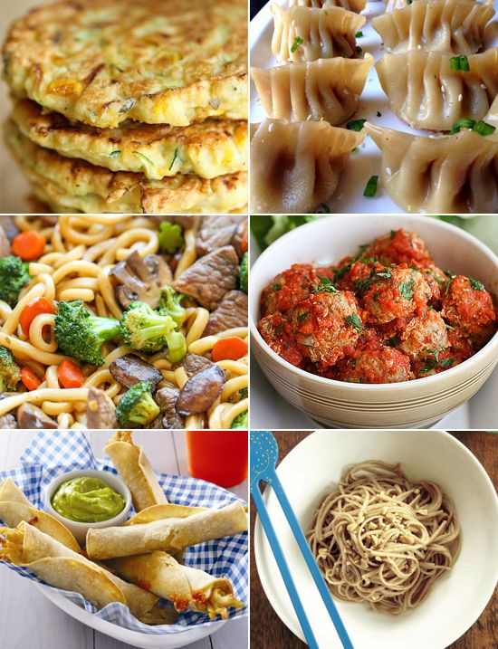 10 Dinner Meals Your Toddler Will Actually Eat