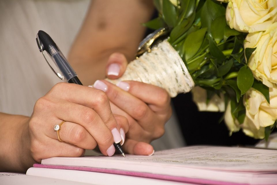 What Is A Marriage Certificate And How We Get It Http