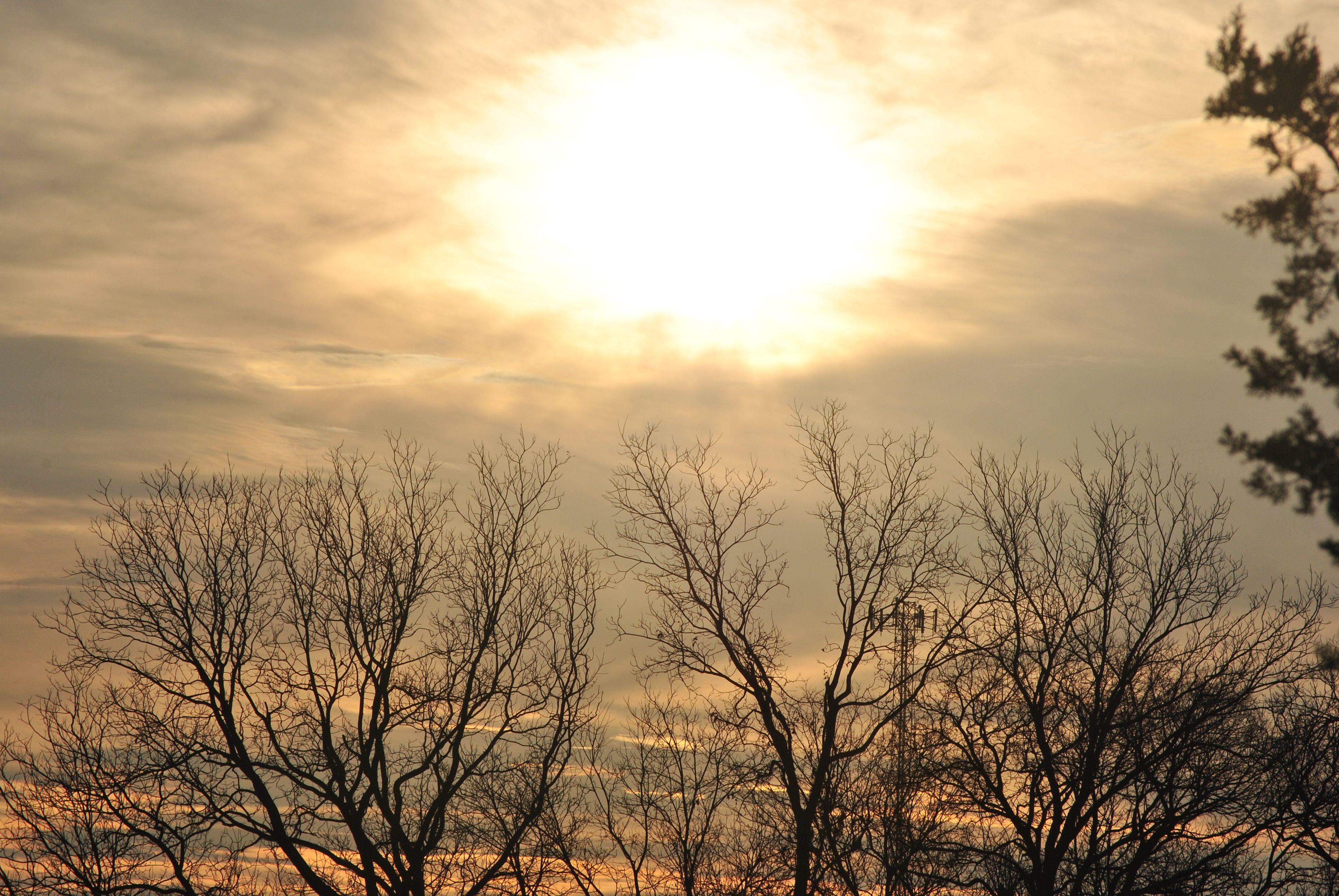 Sun rise!