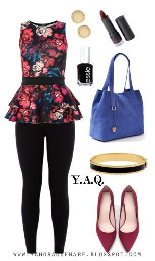 Y. A. Q. - Blog de moda, inspiración y tendencias: [Y ahora qué me pongo en] un…