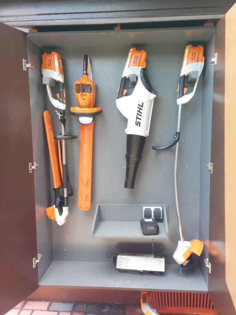 Stihl Akku Maschinen Holzwerkerblog Holzwerken Akku Heckenschere
