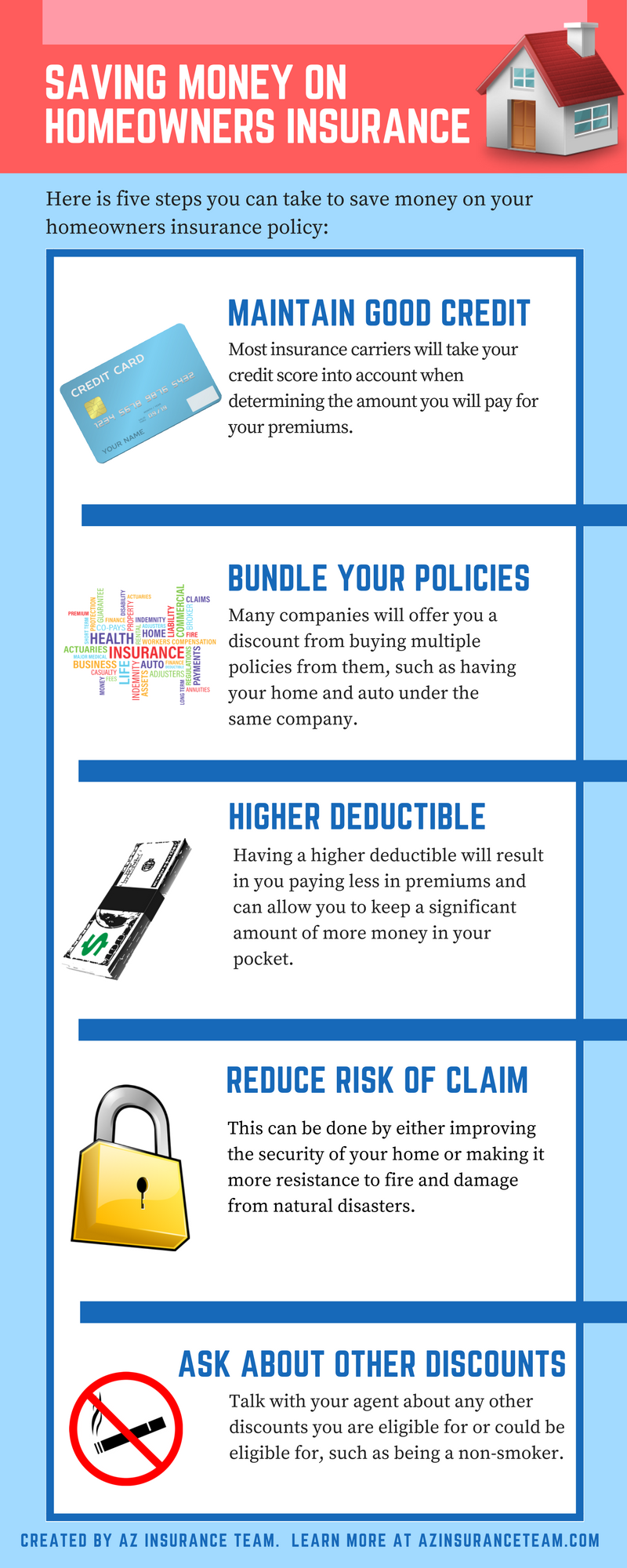 Check Out Our Blog Post And Infographic Explain Several Ways To Save Money On Your Homeowners Insurance Full Blo Homeowners Insurance Saving Money Good Credit
