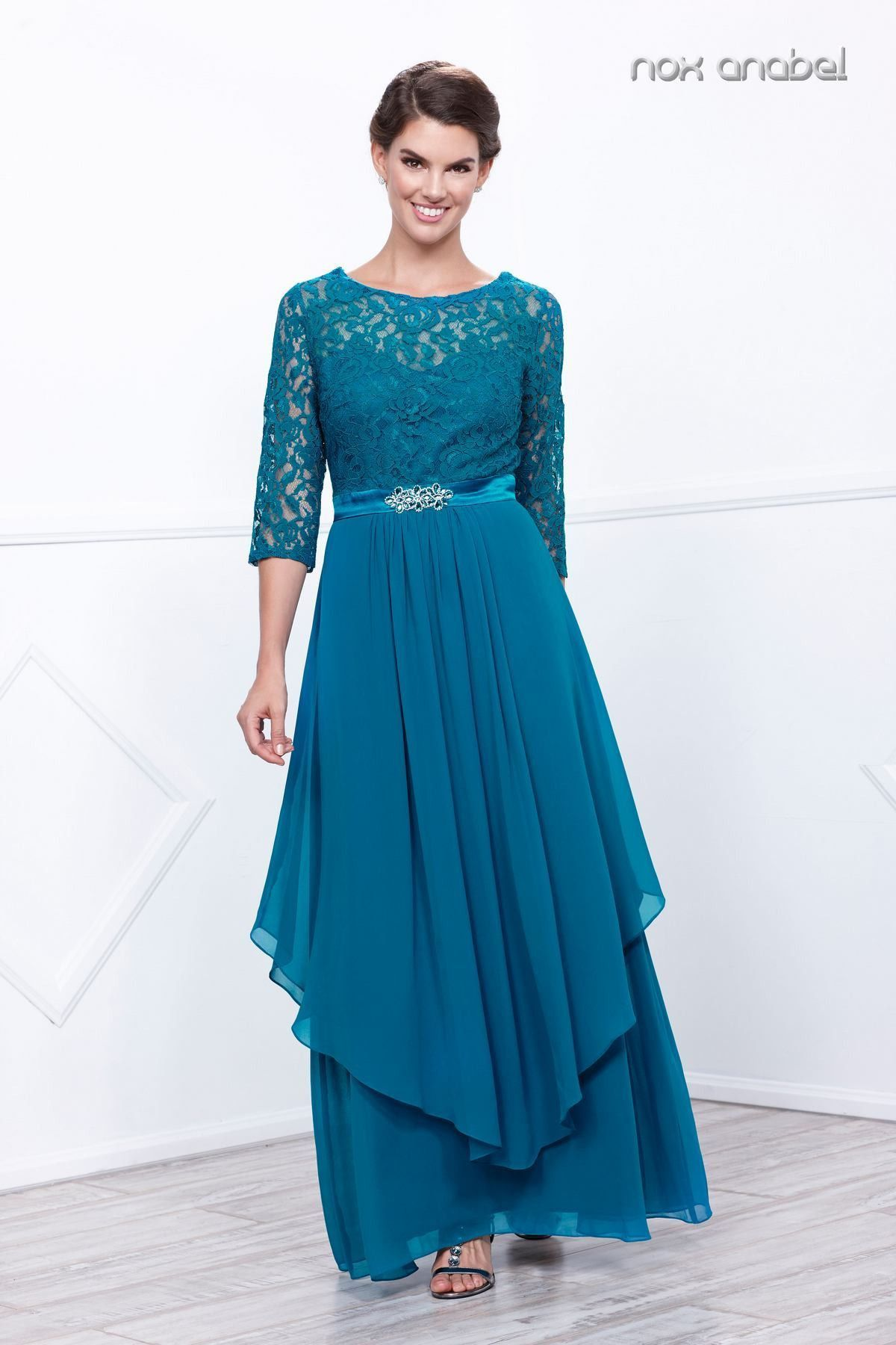 Long Formal Mother of the Bride Dress Wedding Groom 2018 | Products ...