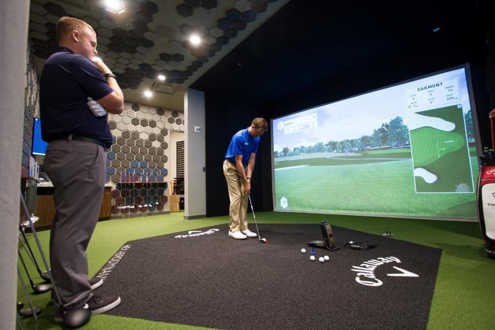 Here's what it's like to party at Topgolf Las Vegas | Courses | Golf Digest