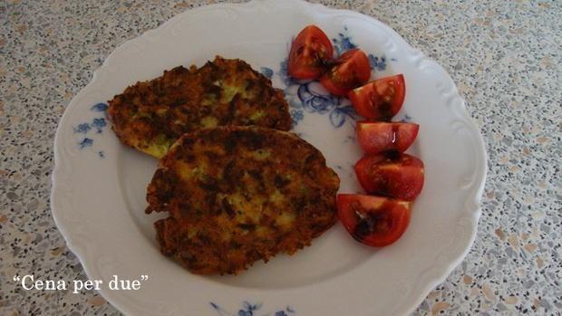 Rezept: Zucchini Taler