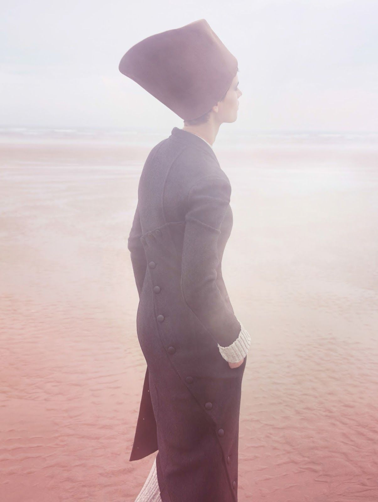 from here to eternity: saskia de brauw by sølve sundsbø for vogue china september 2014