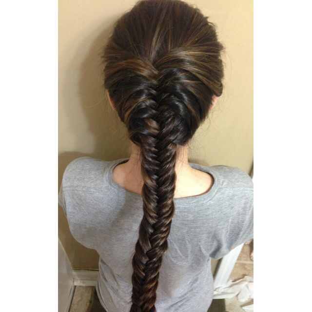 Fish tail