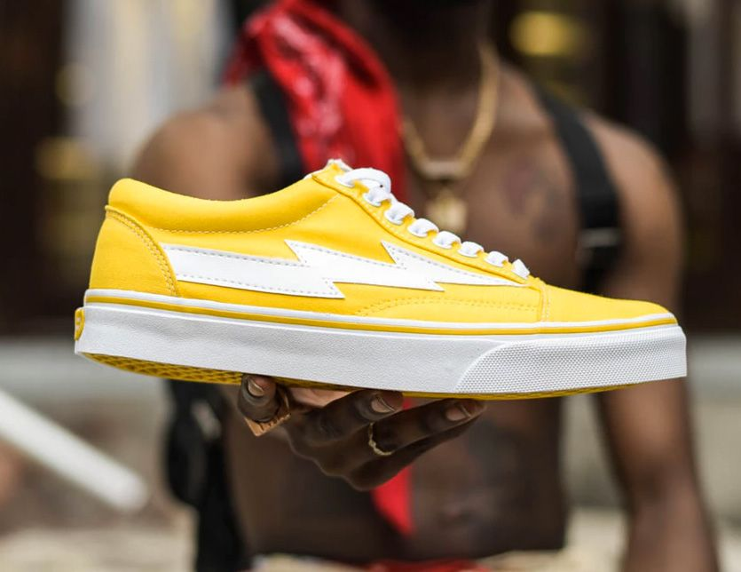 Revenge x Storm x Vans Yellow | Vans