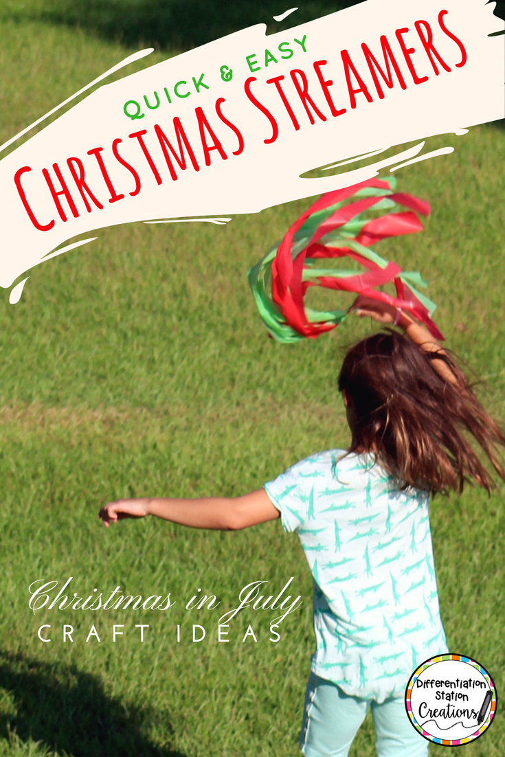 Christmas In July Craft Ideas Part - 19: Christmas In July Craft Ideas