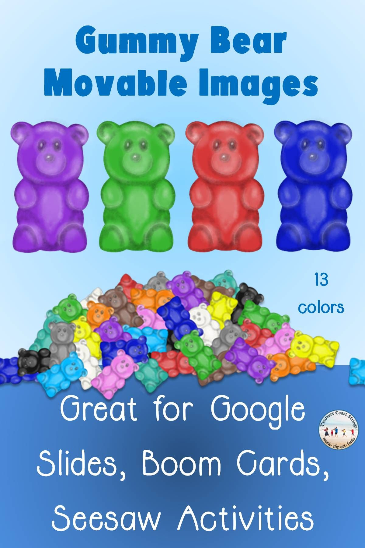 Gummy Bears Make Super Fun Math Counters And Now You Can