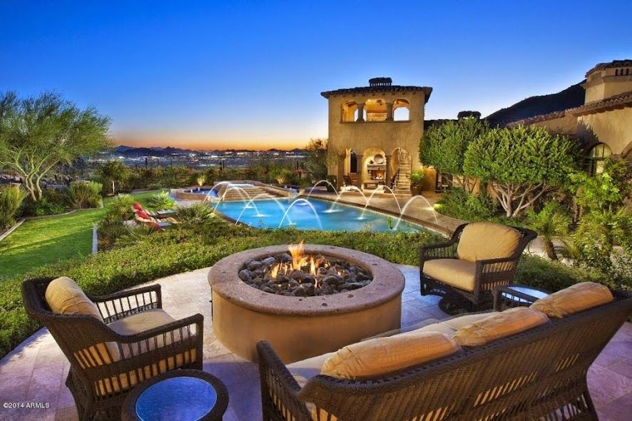 Scottsdale Arizona Homes Are Hot Cathy Helps You Navigate Scottsale Arizona Mls Listings To Find Your Dream Home Arizona Real Estate Luxury Estate Mansions