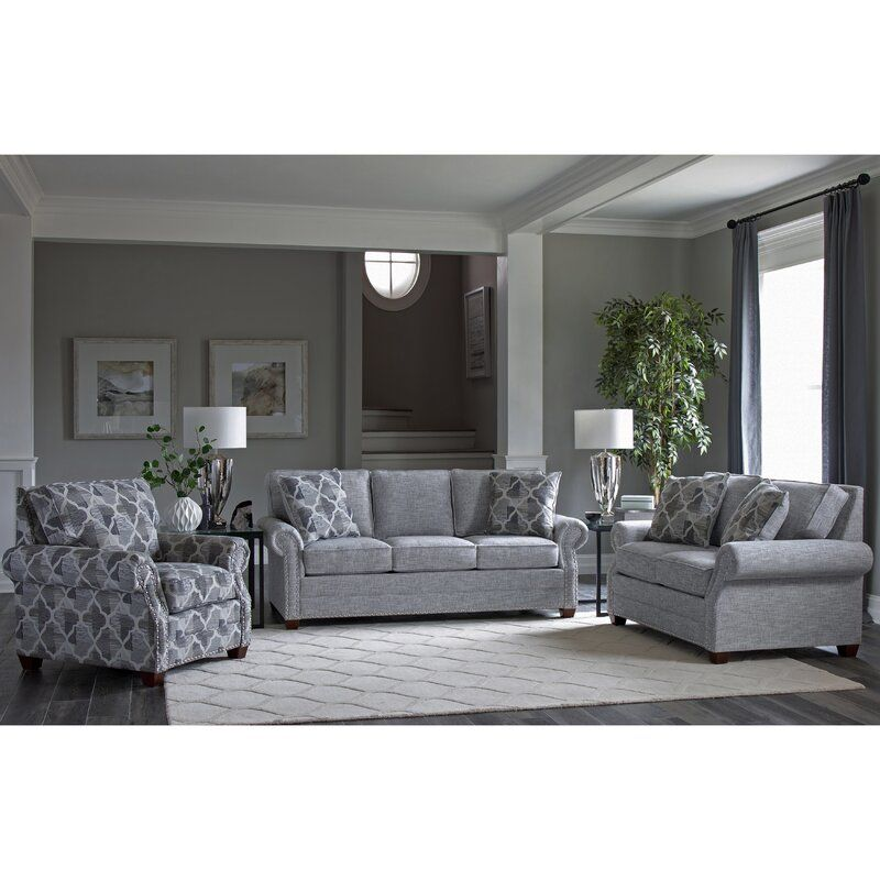 Best Peebles 3 Piece Sleeper Living Room Set Living Room Sets 400 x 300