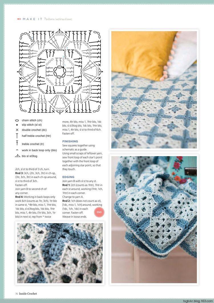 Asombroso Milla Por Minuto Patrones De Crochet Libre Bosquejo ...