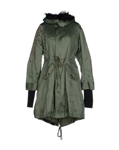 super schattig later promotiecode WE ARE REPLAY Women's Jacket Military green L INT   Products ...