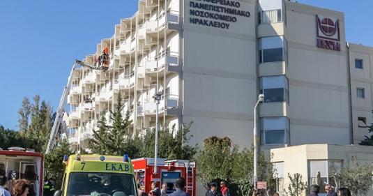 Κρήτη: Παλεύει για τη ζωή του το 6χρονο αγοράκι που έπεσε από το ποδήλατο