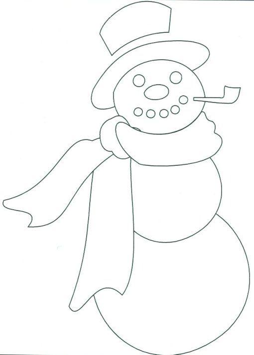 Snowman Scarf Template snowman Pinterest Snowman and Template - snowman template
